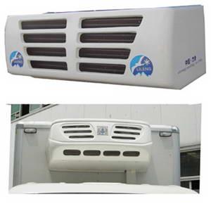 五十铃双排冷藏车技术参数 冷藏车图片 湖北程力专用汽车有限高清图片